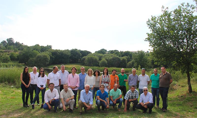 Fotografia de Grupo (Reunião 26/07/2018, IPV)