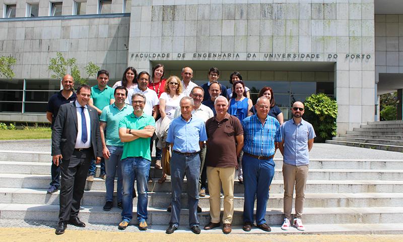 Fotografia de Grupo (Reunião 04/07/2019, FEUP)